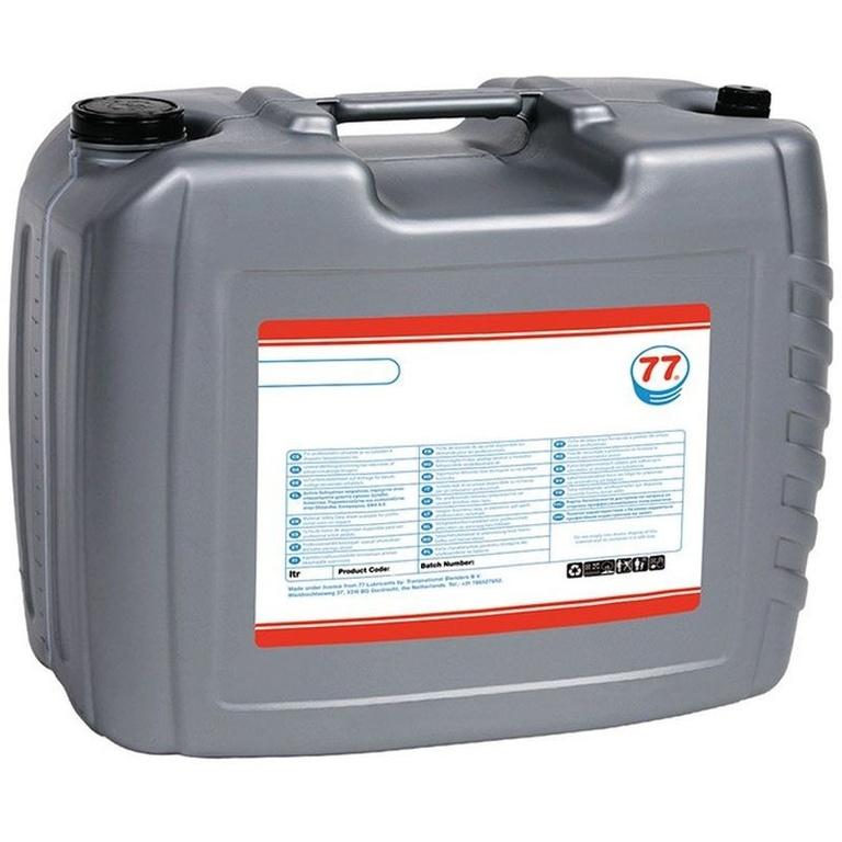 77 lubricants motorolie hdx 15w 40