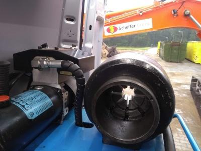 Mobiele hydrauliekslangen service