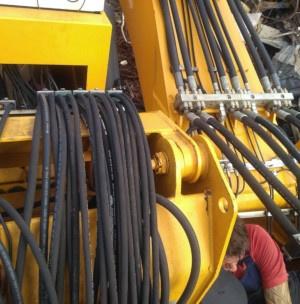 Preventief onderhoud hydraulisch systeem